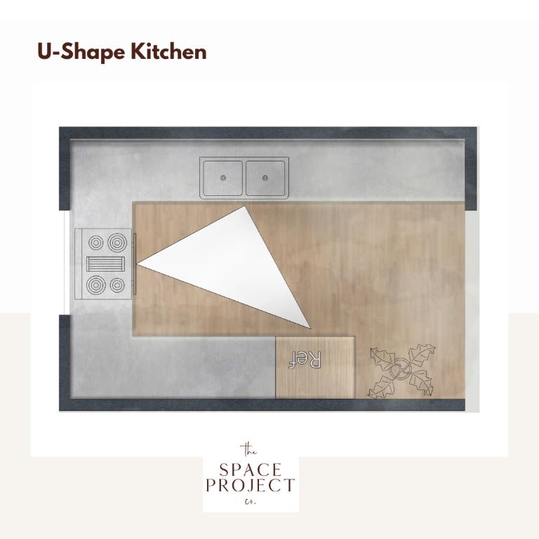 U-Layout Kitchens